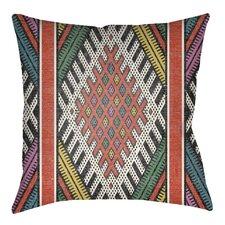 Lolita Pratt Indoor/Outdoor Throw Pillow