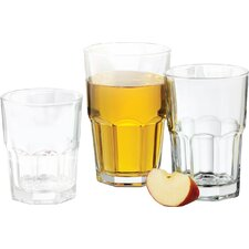 Boston 18 Piece Drinkware Set