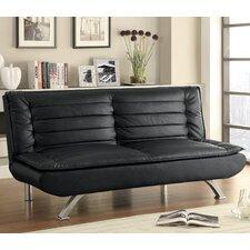 Jorge Leather Sleeper Sofa