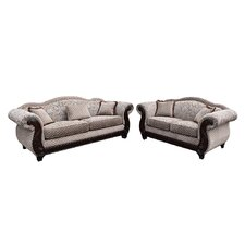 Sedona Sofa and Loveseat Set