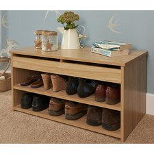 8 Pair Shoe Storage Cabinet