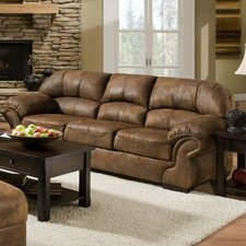 Simmons Upholstery KelwynneQueen Sleeper Sofa