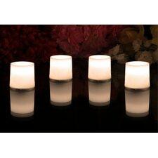 LED Decorative Mood Flameless Candle (Set of 12)