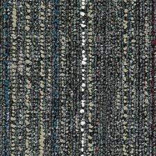 "Sequoyah 24"" x 24"" Carpet Tile in Charcoal"