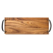 Gourmet Wood Serving Tray