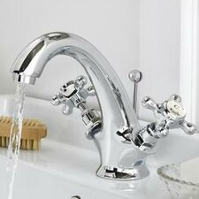 Topaz Monobloc Basin Mixer with Waste