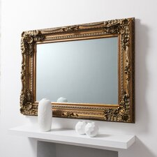 Carved Louis Dressing Accent Mirror