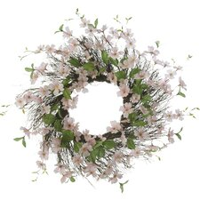 "26"" Dogwood Wreath"