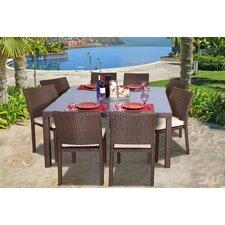 Aquia Creek 9 Piece Dining Set