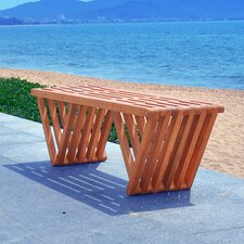 Bucksport Eco-friendly Outdoor Wood Picnic Bench