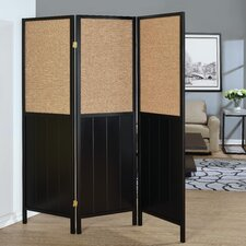 "Waltham 70"" x 52"" 3 Panel Room Divider"