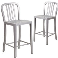 "24"" Bar Stool (Set of 2)"