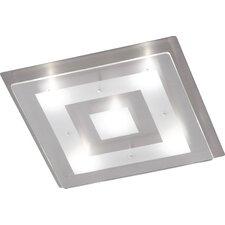 Lamei 5 Light Flush Ceiling Light