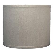 "Classic 12"" Linen Drum Lamp Shade"