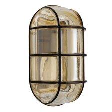 Costaluz 1-Light Outdoor Bulkhead Light