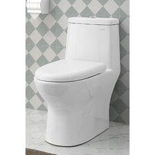 Ivy® Dual Flush Elongated One-Piece Toilet