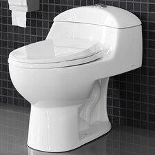 Chateau® Dual Flush Elongated One-Piece Toilet