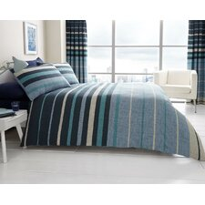 Block Stripe Duvet Set