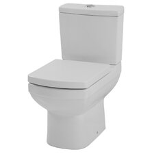 I-Line Close Coupled Toilet Pan