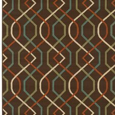 Newfield Brown/Ivory Indoor/Outdoor Area Rug
