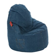 Denim Ezee Bean Bag Chair