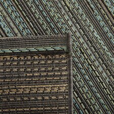 Kelston Blue Indoor/Outdoor Area Rug