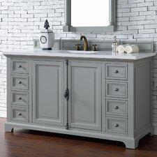 """Providence 60"""" Single Bathroom Vanity Set"""