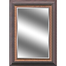 Reflection Bevel Wall Mirror