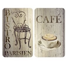 Bistro Kitchen Cover (Set of 2)