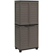 "Starplast 70.9"" H x 29.5"" W x 20.7"" D Storage Cabinet"