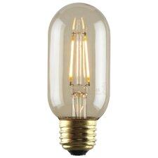 2W Amber E26 LED Light Bulb