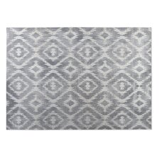 Delores Gray Indoor/Outdoor Area Rug
