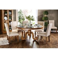 Breno Transitional Dining Table