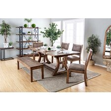 Marvollo Industrial Dining Table