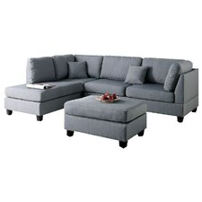 Bibler Reversible Chaise Sectional