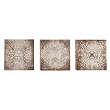 3 piece wall art set