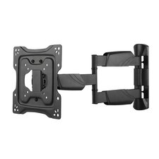 "One Small Articulating/Tilt Universal Wall Mount for 17"" - 42"" Flat or Curved Panel Screens"
