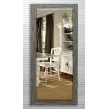 Rustic Rectangule Beveled Wall Mirror
