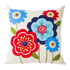 Amie Botanical Indoor/Outdoor Throw Pillow