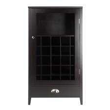 Bangor 25 Bottle Floor Wine Cabinet