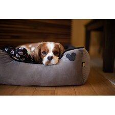Disney Mickey Mouse Rectangular Cuddler Bed