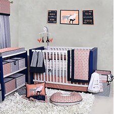 Olivia Tribal 10 Piece Crib Bedding Set