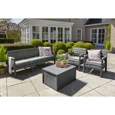 Delano 5 Seater Sofa Set with Cushions