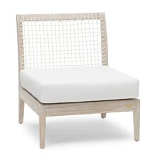 Wellington Armless Sectional Piece with Cushions