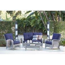 Lakewood Ranch 4 Piece Sofa Seating Group