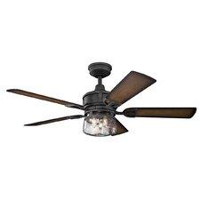 """52"""" Renville 5-Blade Ceiling Fan"""