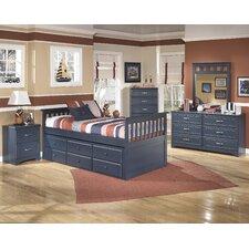 Cole Twin Slat Customizable Bedroom Set