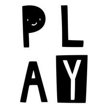 Dream a Little Dream 'PLAY' by Liz Clay Framed Textual Art