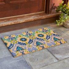 Andres Cobalt Welcome Doormat