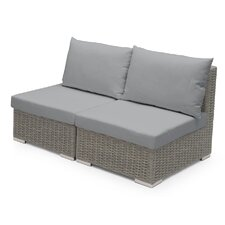 Hobart Armless Sectional Piece with Cushions